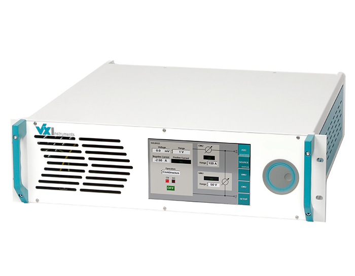 AXS844x Multichannel Source Measurement Unit